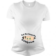 Hamilelik T-Shirtü 14