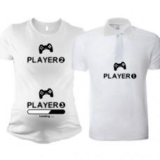 Hamilelik T-Shirtü 10 (Çift)