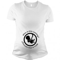 Hamilelik T-Shirtü 2